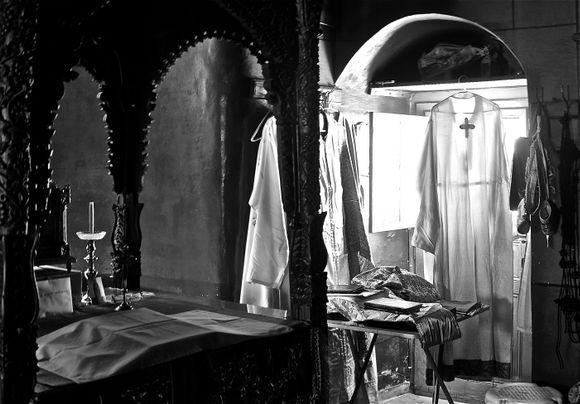 Monks\' Bedroom Study