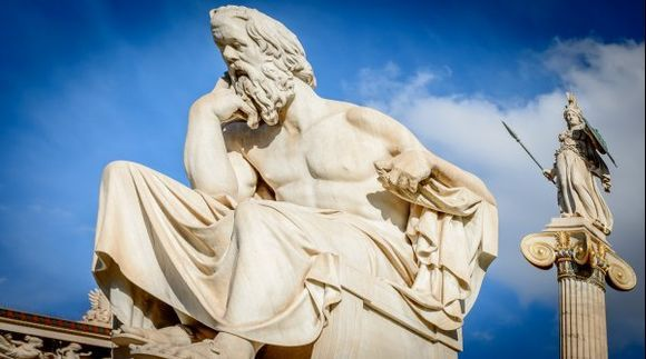 ...athina and socrates...
