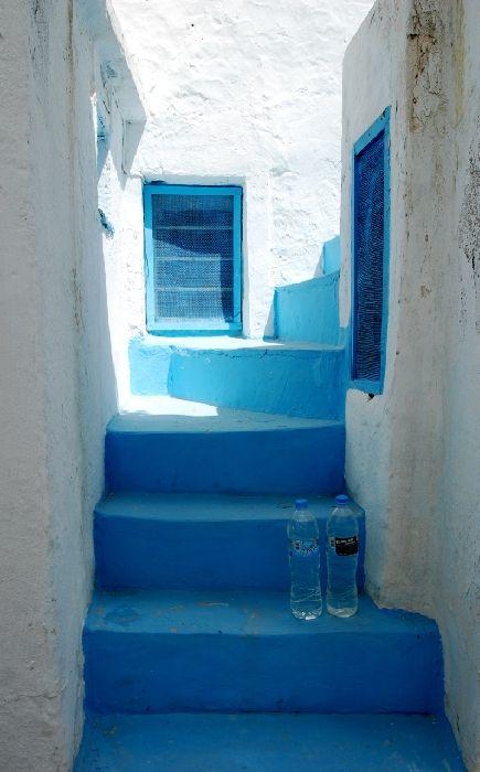 Blue Steps 2 Bottles
