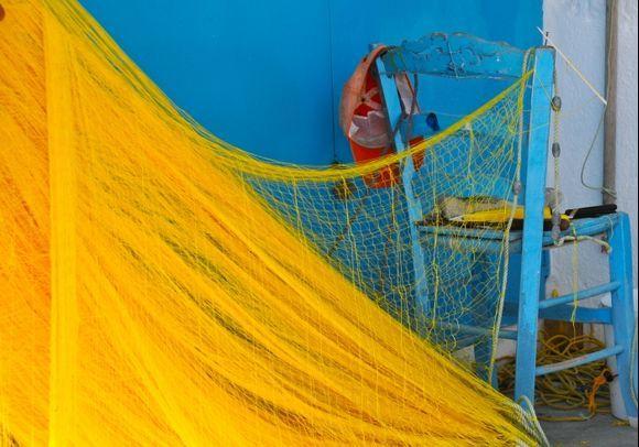 Milos Colours - Nets