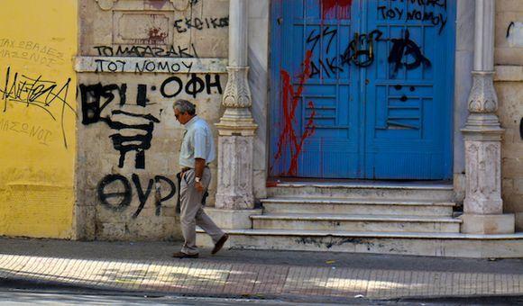 Grafitti and Paint