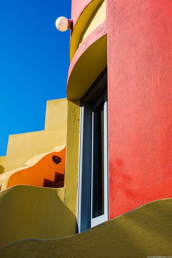 ...cycladic colours...