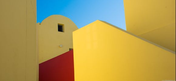 ....house colours....