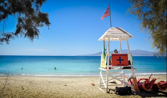 ....Life's a beach......Naxos beaches are perhaps the best in the world...awesome!
