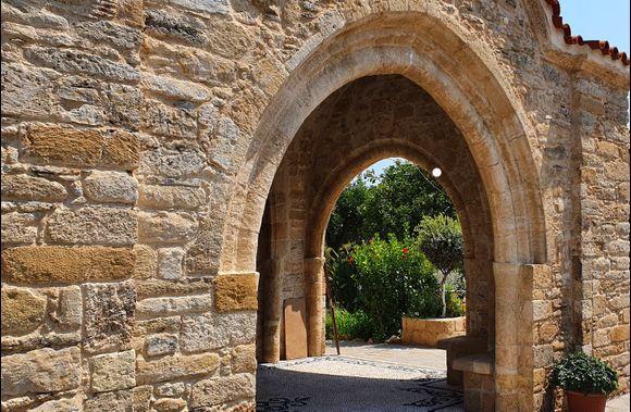 The Monastery Ypseni
