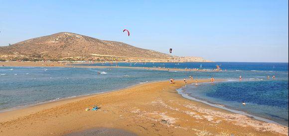 Prassonisi beach