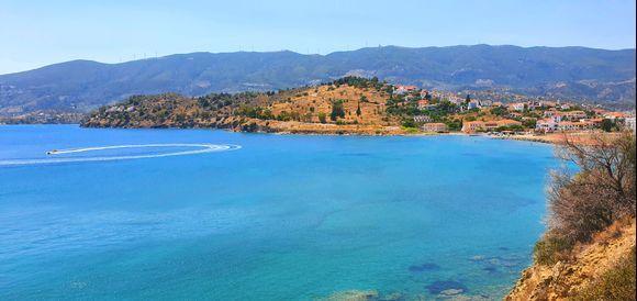 Near the beach Kanali