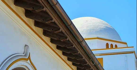 Turkish influences in architecture
