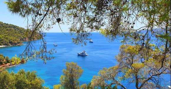 Near Monastiri beach