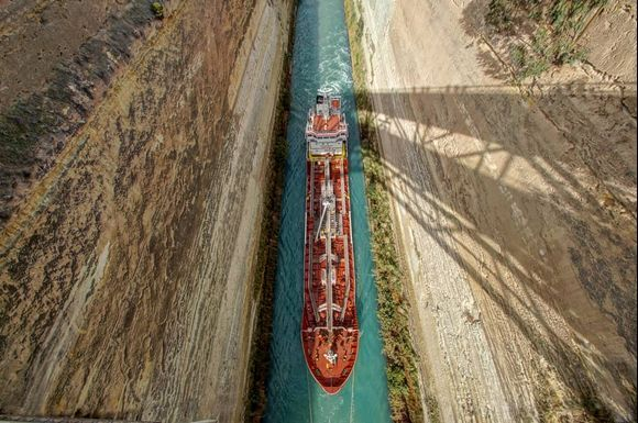 Korinth Channel