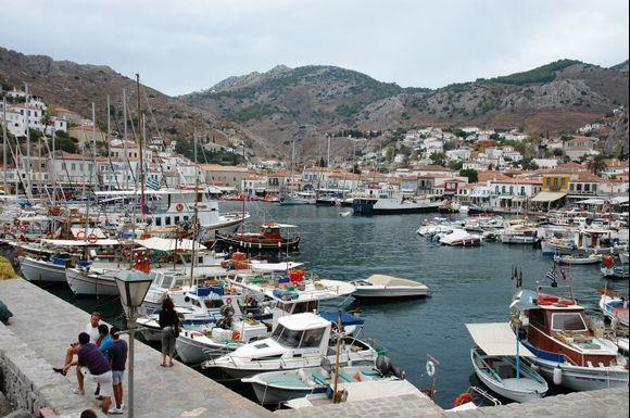 Good memories, lovely harbour.