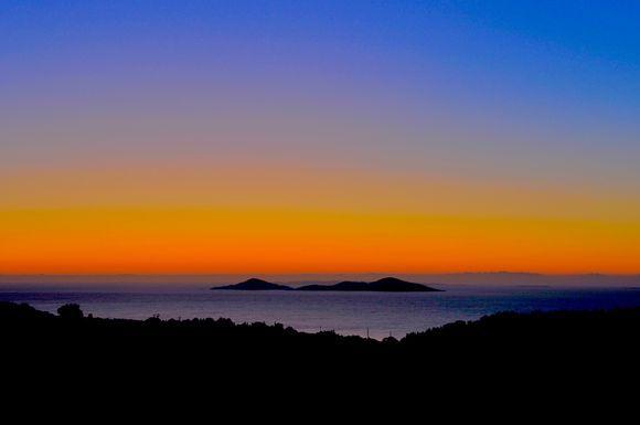 Sunrise ....