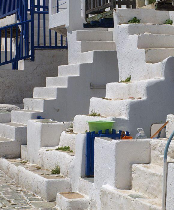 Steps in Kastro