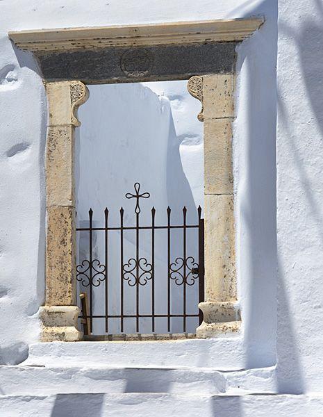 Church portal and gate