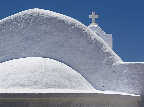 Church in Chora