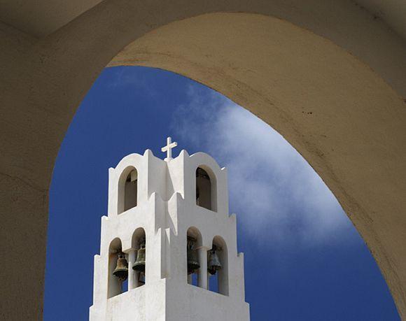 Tower of the Metropolitan Church