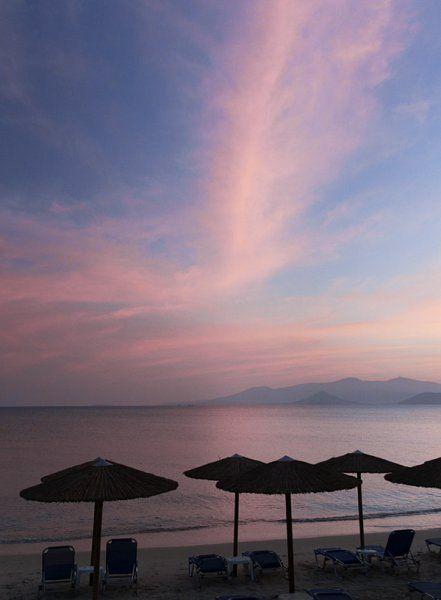 Agia Anna Sunset