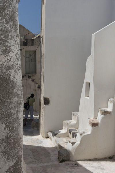 Alley in Emporio