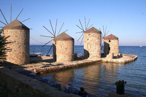Chora_Windmills1