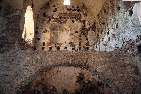 Melanes Old Monastery