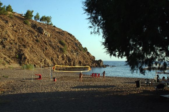Limnia Lefkada Beach