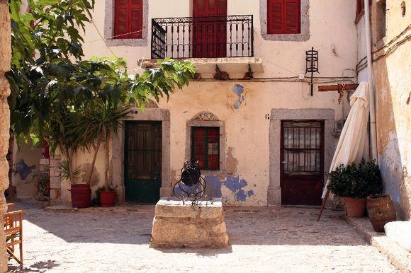 Olimpi Old House