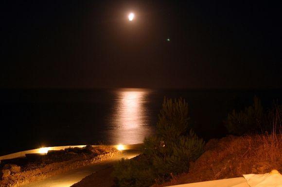 Moonlight from Limnia