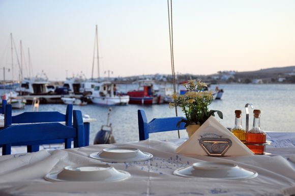 Ready for a... delicious Greek dinner...
