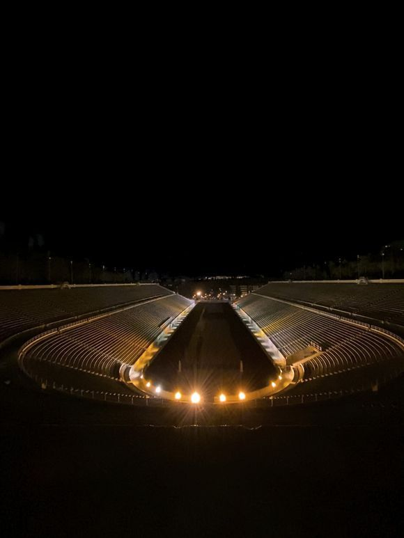 Panathenaic Stadium - Kallimarmaro