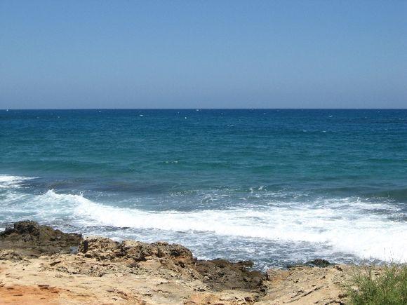 Stalida, Crete