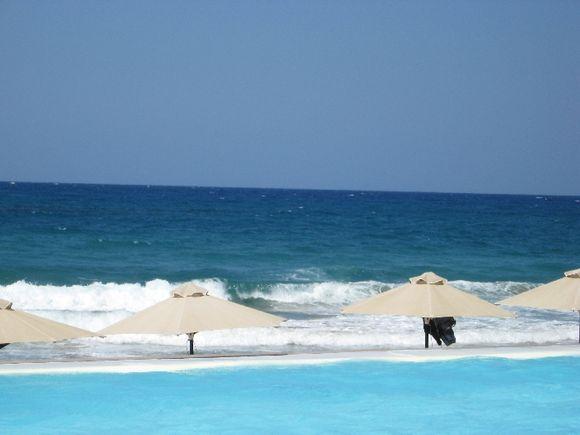 Anthoussa hotel, Stalida, Crete
