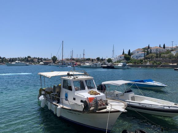 Old harbour