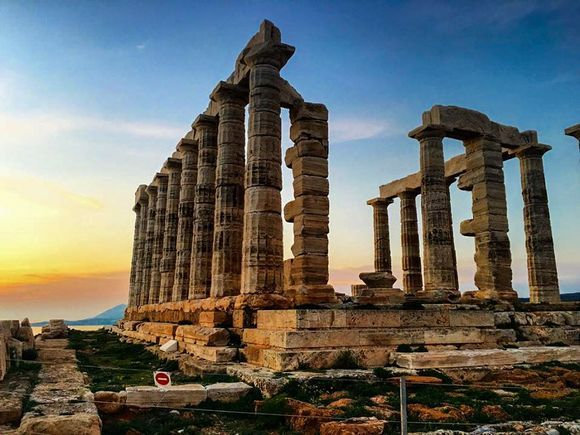 Temple of Poseidon | Sunion