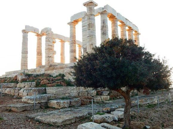 | Temple of Poseidon | Cape Sounion |