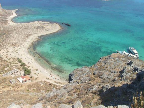 Chania, Balos 2011
