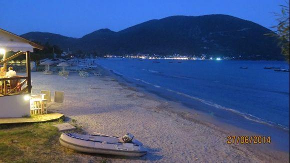 Vassiliki night