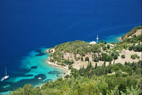 this place is near to Antisamos