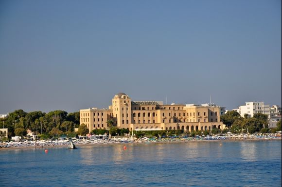 Casino of Rodos town