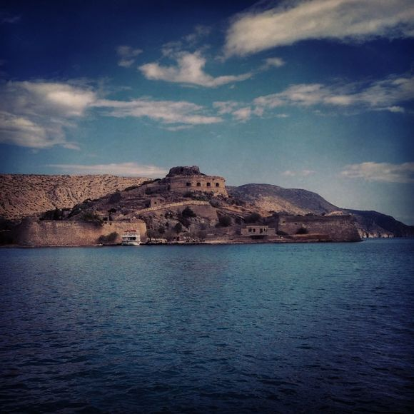 It's spin a long time - Spinalonga
