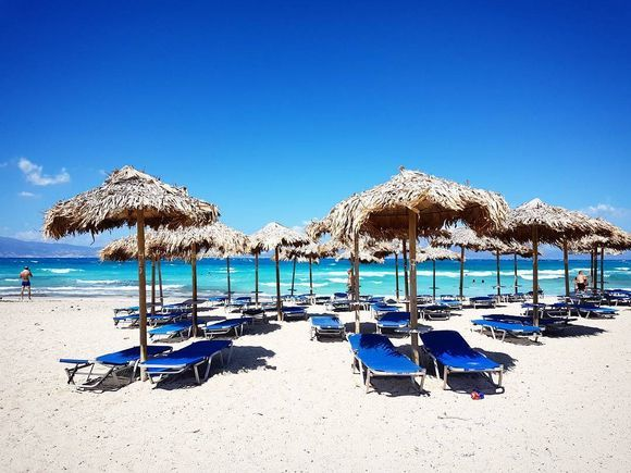 Let's take a break ~ Chrissi Island