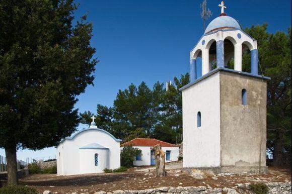 The monastery of Panagia at Pernarakia