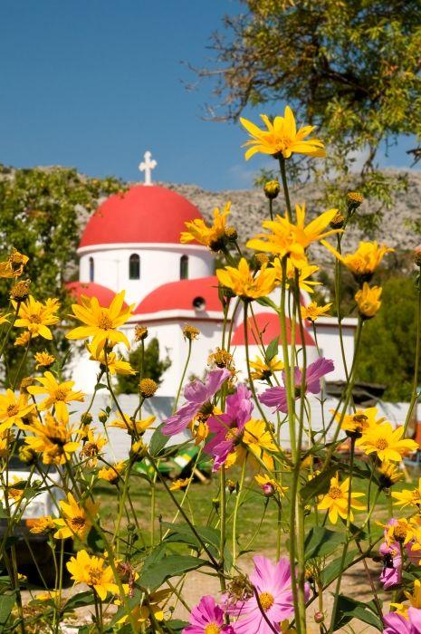 Orthodox church in Lassithi