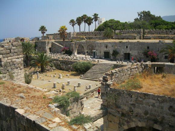 Castle of the Knights of Saint John