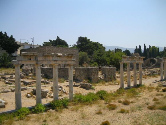 West Archeological Site