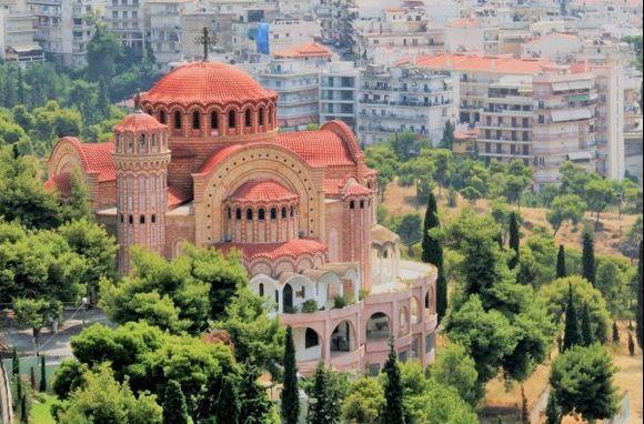 Monastery of Vlatadon ~ Thessaloniki