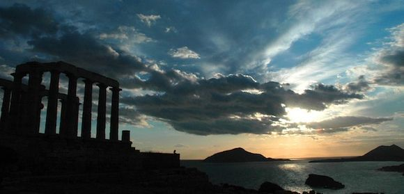 Photo by Stephanie Savas/Cape Sounion 2005