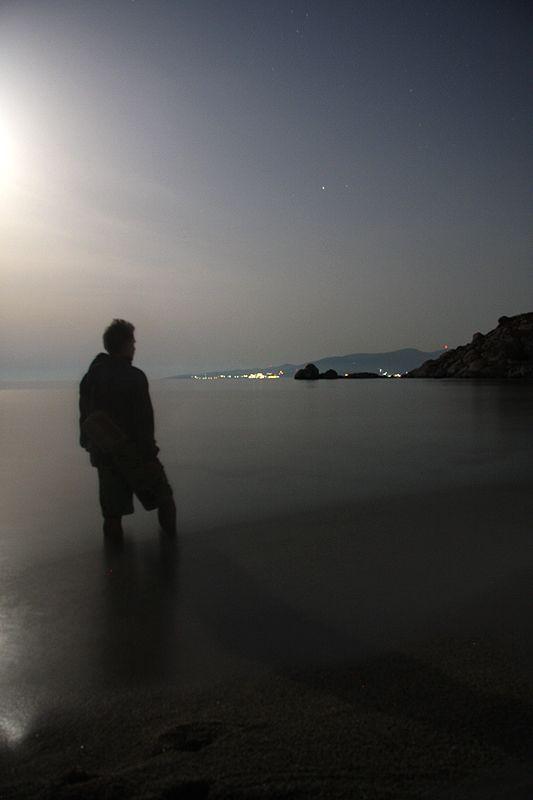 Me in Sahara beach