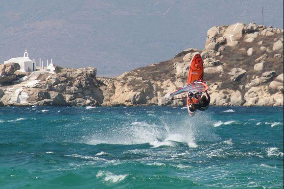 Windsurfing High Jump