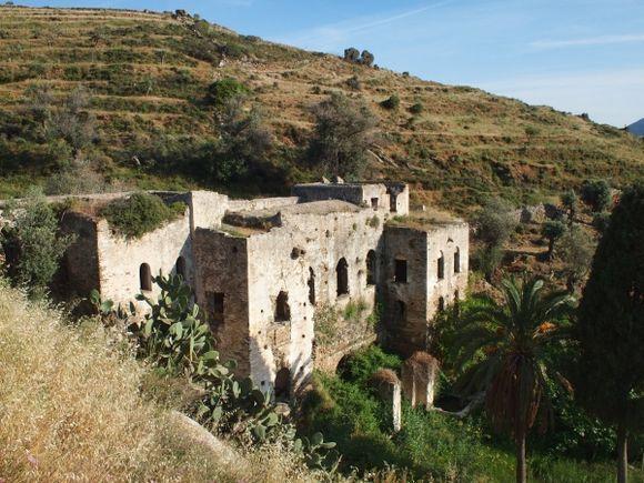 Kalamitsa monastery near Melanes village