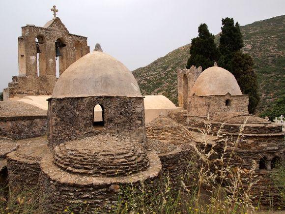 Panagia Drossiani Monastery